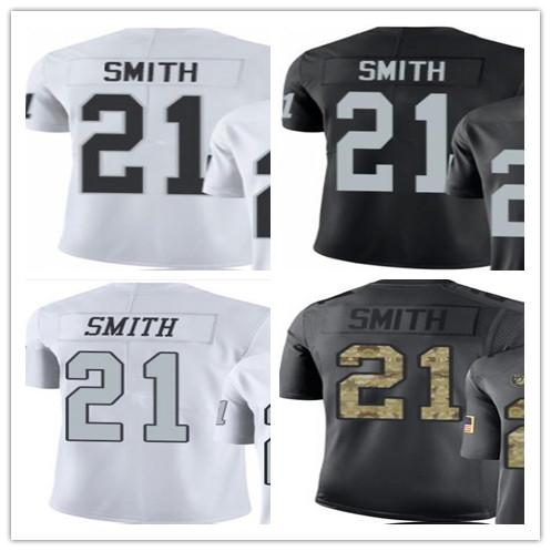 promo code 6414f 89192 2019 Custom 2018 Oakland Raiders Sport Rugby Clothing 21 Sean Smith  Men/WOMEN/YOUTH Outdoor Clothing Legend Rush Baseball Jersey From Kksupper,  $19.1 ...