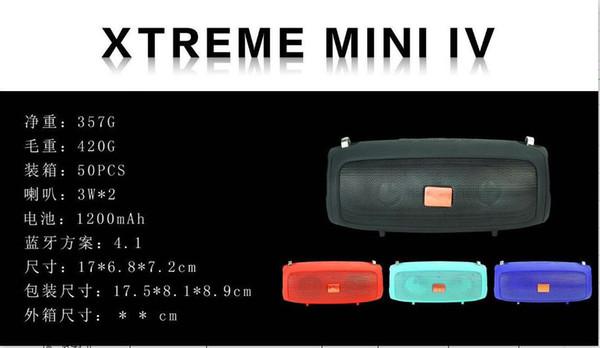29 2019 mini War drum 4 portable speaker wireless Bluetooth stereo outdoor subwoofer Multifunction speaker free shipping