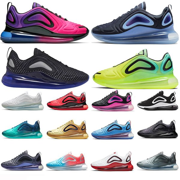 Free Shipping Pride Pink Rise Oxygen Purple Running Shoes For Men Women Sunset Volt Sea Forest Sunrise Carbon Grey Mens trainers Sneakers