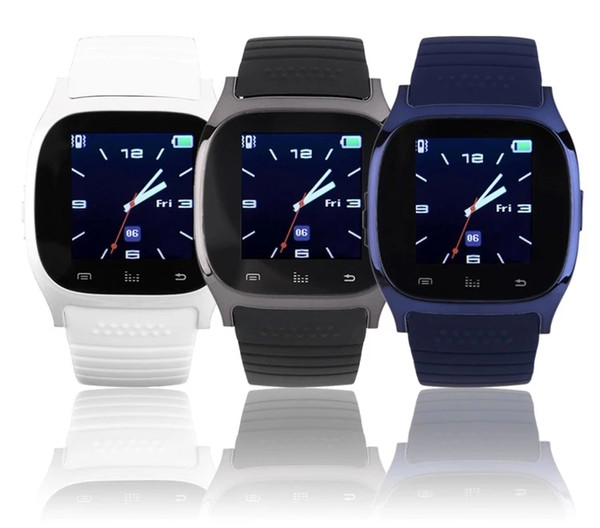 High Quality Bluetooth Smart Watch M26 Smartwatches Bluetooth wearable smart watches wristwatch for Android phone Smart Phone