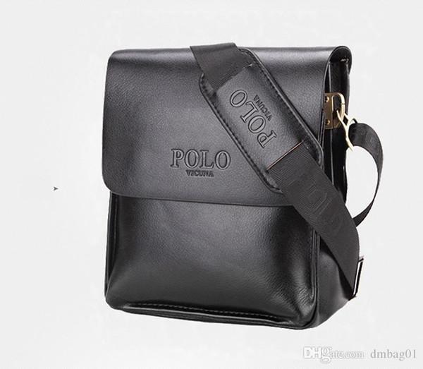 Sugao Mens Briefcase Business Bags Casual Business Leather Messenger Bag Vintage Mens Crossbody Bag Bolsas Black Brown Shoulder Bags