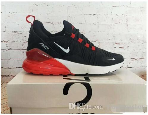 Compre Nuevo 27C Men Sneaker Trainer Shoes Air Low Cut Negro Gris Rojo Casual Zapatos Al Aire Libre Dunk Zapatillas Deportivas Para Hombre Zapatillas