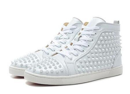 as pic white leather