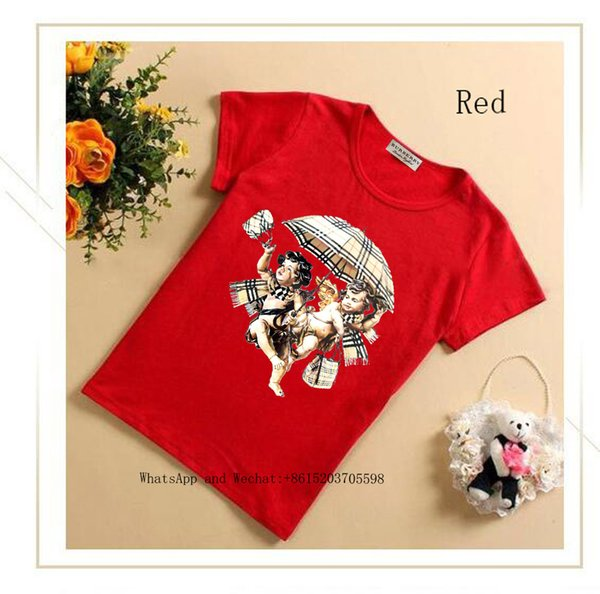 Baby T cute T-shirt Short Sleeve Summer Pure Cotton Jacket Children Bottoming Wear Boys clothing