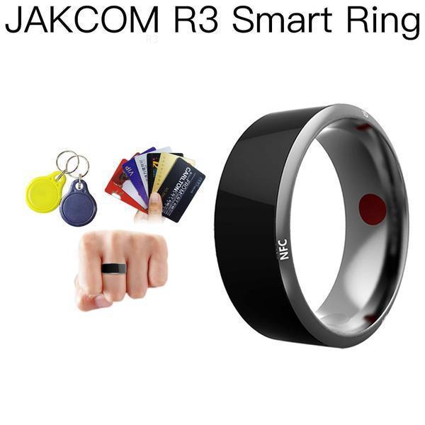 JAKCOM R3 Akıllı Yüzük Akıllı Satışlarda Sıcak Satış gibi çelik boru kumaş İzle otobüs