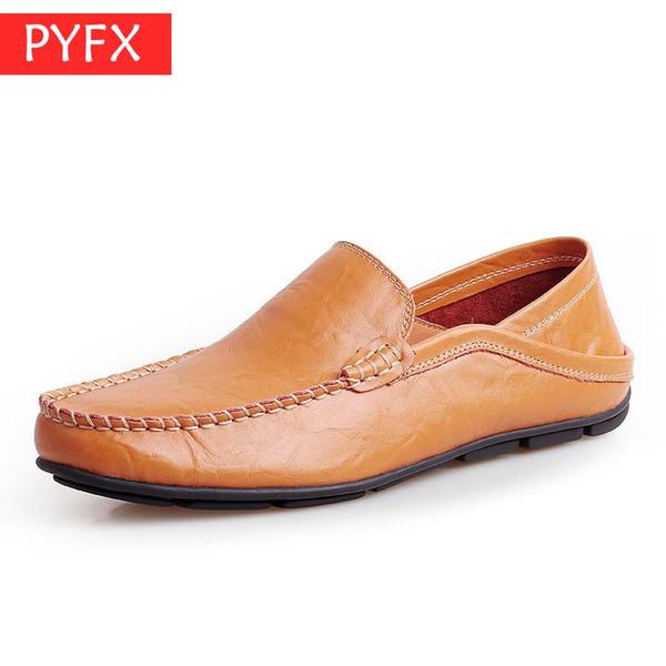 Verão novos homens de couro preto sapatos baixos Mens Italian handmade Patente Couro Oxford Business Dress Shoes 37-47 grandes estaleiros