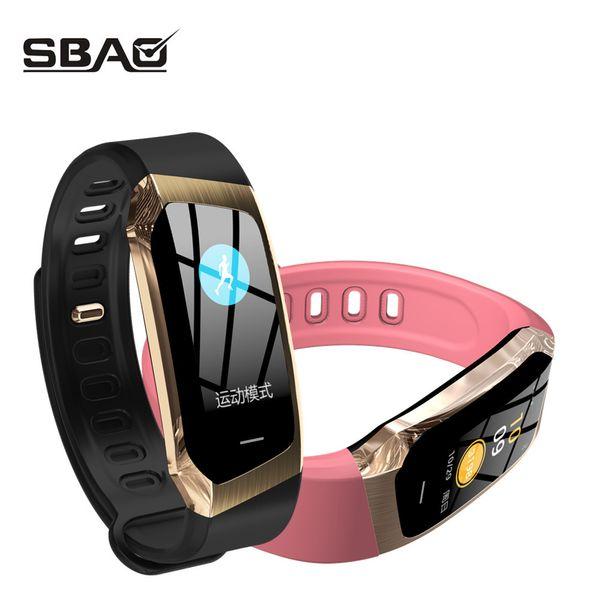 Smart Watch Sports Band Sport Bracelet Watch Men Women Touch Screen Smartwatch Blood Pressure Waterproof Swimming For Xiaomi Y19052001