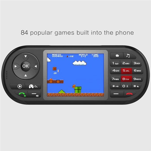 New arrival game player with GPRS and Camera Portable Game Players Flashlight multi function internet smart plyer