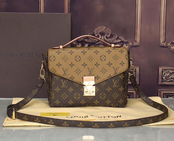 2019 NEW styles Fashion Bags Ladies handbags designer bags women tote bags Single shoulder bag Woman's message handbags wallets drop ship 15
