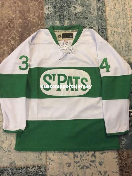 Cheap personalizzato Auston Matthews Toronto Maple Leafs maglie Stitch personalizza qualsiasi numero di nome