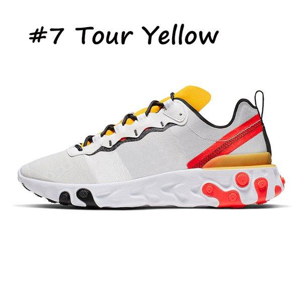7 Tour Yellow