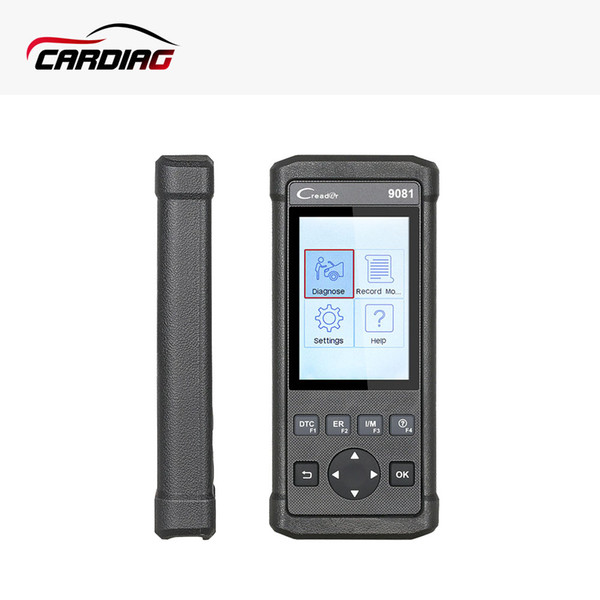 2019 Launch CReader 9081 OBD2 Scanner with Oil,EPB,BMS,SAS,DPF,TPMS,ABS bleeding Reset Full OBD II diagnostic Tool Code reader