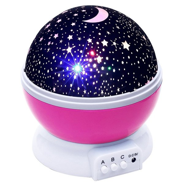 Star moon powder