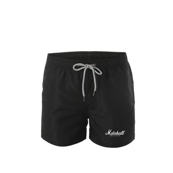 Pantalones cortos de natación para hombres Pantalones de surf de playa Pantalones cortos de surf Ejercicio para correr Traje de baño para hombres Ropa deportiva Elástica Cintura