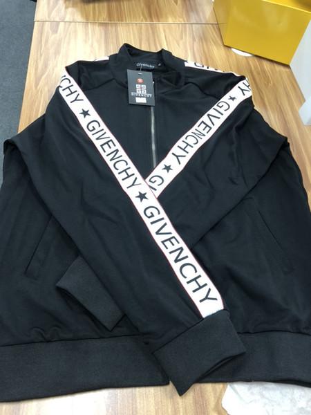 Hommes Concept Survêtements Automne Deux Pièce Survêtements Costumes Marque Designer Survêtements Jogger Costumes Veste + Pantalon Ensembles Sporting Suit