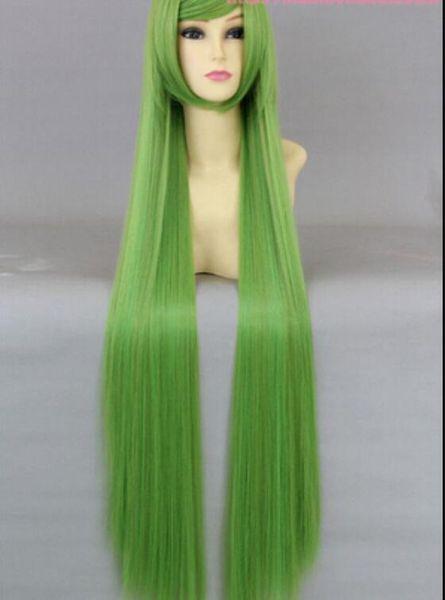 WIG LL<<< 002411 Oriental project/Kagiyama young Mixed green Cosplay Wig