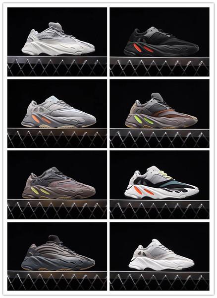 700 V2 bos scarpe da corsa casual da uomo marrone nero bianco INERTIA ANALOG V2 scarpe sportive per fitness da uomo e da donna taglia 36-45