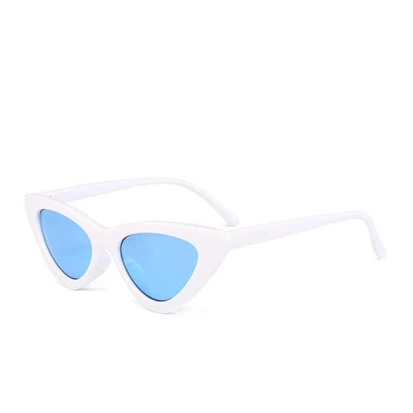 Branco azul