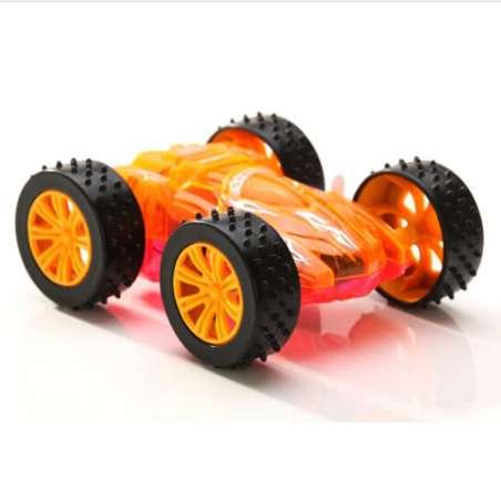 Novelty Funny Design Light-up Toy Cars Educational Flashiong Pull Back Toy Cars for Children Best Gift!