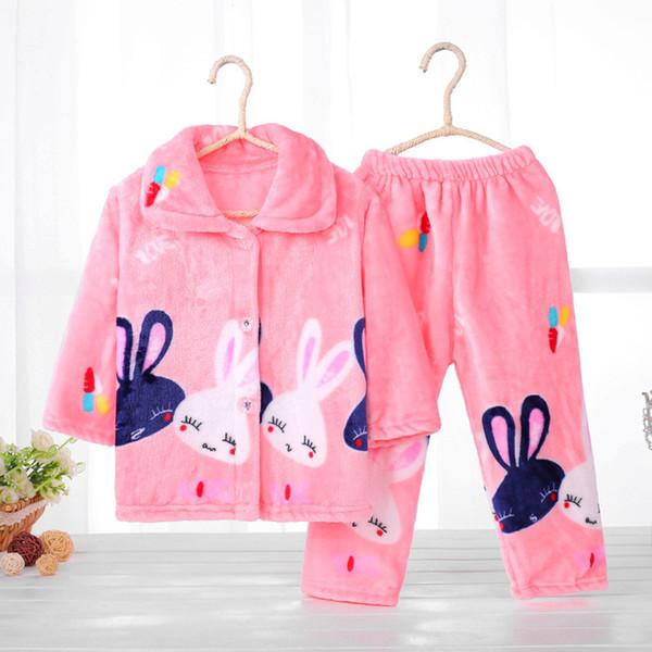 Rosa Kaninchen Pijama