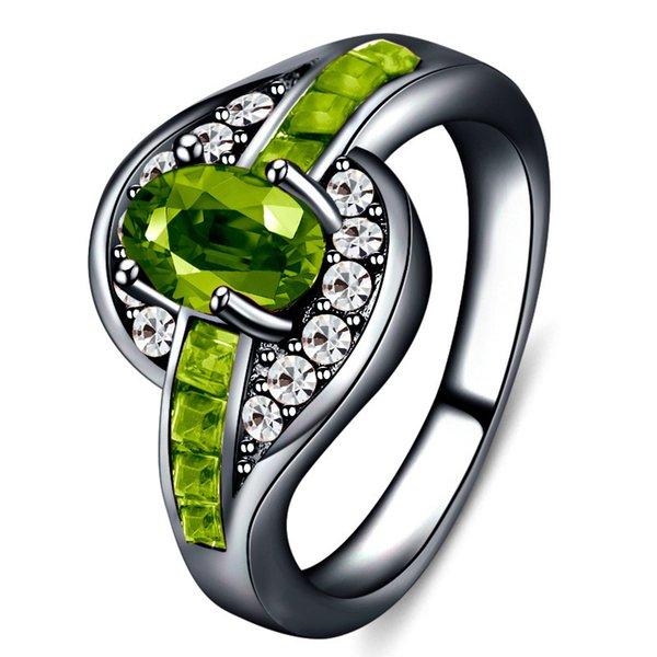 ouro negro verde