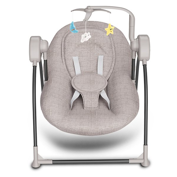 Baby electric rocking chair cradle baby comfort recliner rocking chair supplies bed Russia free shipping