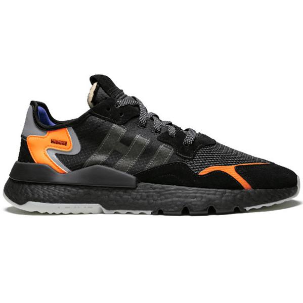 8 Noir Orange 36-45