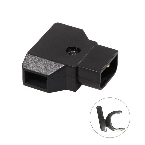 Caméra mur Adaptateur prise mâle Convertisseur Socket P DTAP-Tap Connecteur pour caméscope Rig Câble d'alimentation V-montage Anton DSLR appareil photo Chargeur de batterie