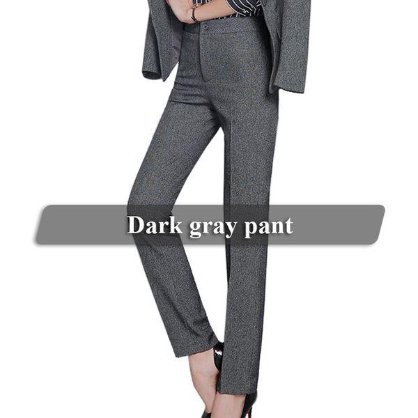 Koyu gri pantolon