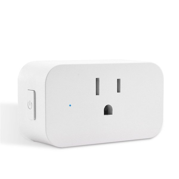 Smart Wifi Sockets Wireless Switch Round US Plugs APP Remote Control Socket Outlet Timing Switch for Smartphones Android IOS Home Automation