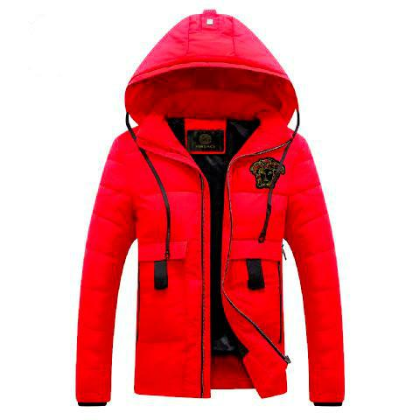 rosso 2020 nuovi uomini invernali donne nero giù felpa con cappuccio in piuma d'oca antivento sci giacca calda per il tempo libero all'aperto casual con cappuccio VS sportivo di qualità superiore