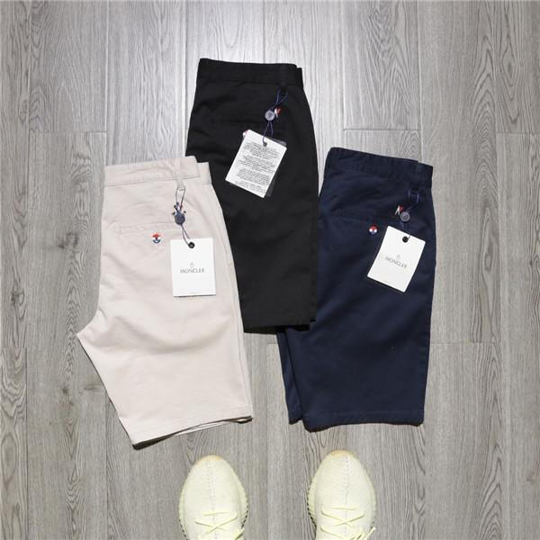 19ss yeni varış Mengkou Hip Hop Fırçalanmış pantolon Severler Pantolon Elastik Bel Parça Pantolon Plaj Sweatpants Açık Streetwear Spor Şort