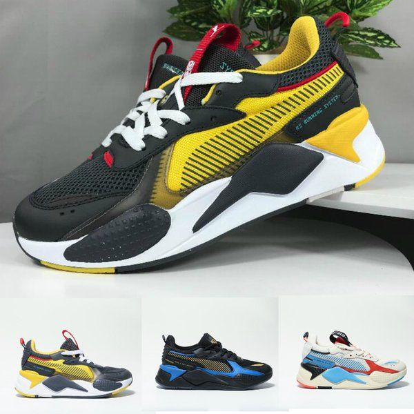 Großhandel Puma Air Max Vapormax Supreme TN Off White Nmd Nike Boost Yeezy Hasbro Transformatoren Casual Damen Rs X Designer Turnschuhe Papa Schuhe