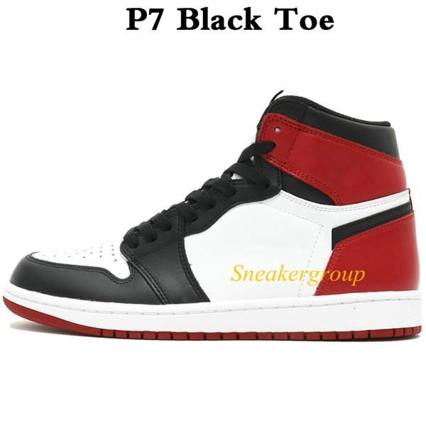 P7 Черный Носок