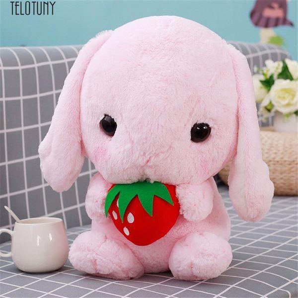 TELOTUNY plush stuffed animal doll baby soft&comfortable Rabbit Plush Stuffed Animal 9 Inches Limited Edition Z0202