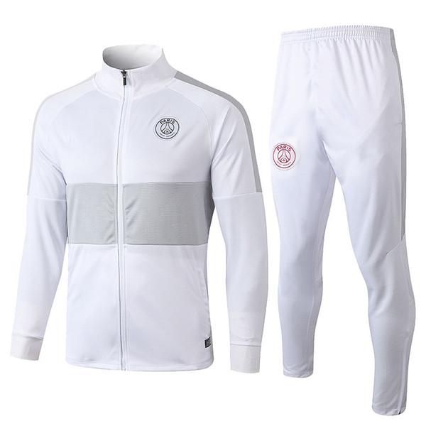 سروال PSG الأبيض مع الأبيض