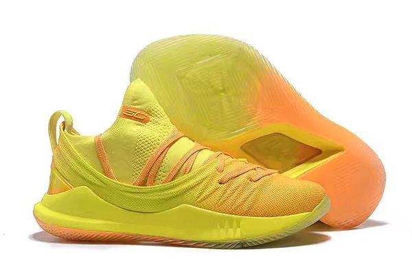 Горячая 2019 дизайнерская обувь Currys 5 баскетбольная обувь Stephens мужчины золото чемпионат MVP финалы спортивные кроссовки Кроссовки бег обувь размер 7-12