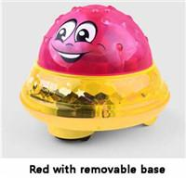 Rosso + base gialla