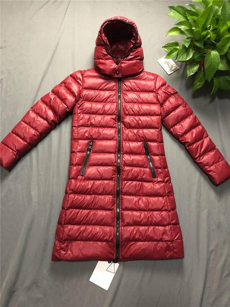Jaquetas de grife Venda Quente Mulheres Jaqueta Parkas de Inverno Casuais Jaqueta Casual Quente Na Moda Masculina de Luxo Para Baixo Casaco de Inverno Preto B100316K