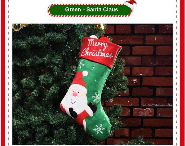 verde-Santa Claus