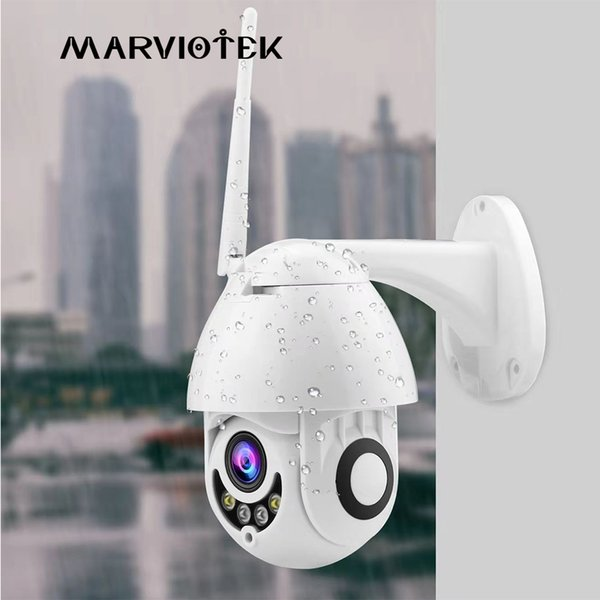 IP Camera WiFi 1080P Wireless PTZ Speed Dome CCTV Camera Outdoor Home Security Video Surveillance ipCam Camara exterior IR Onvif