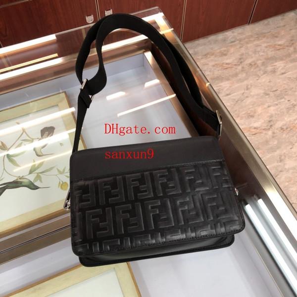 Bolsa de couro dos homens de couro macio grande capacidade de negócios genuíno ocasional do telefone móvel saco de embreagem off-w2481