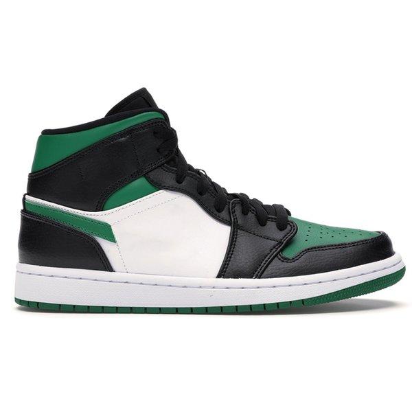 # 41- Середина Зеленый Toe