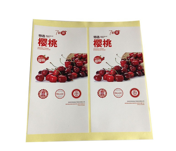 best selling Cheap roll food grade custom whey protein powder label,private fitness products label sticker