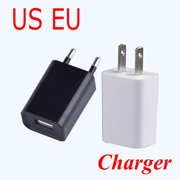 US EU Mobile Phone power supply Charger 5V2A USB Travel Charger Portable Wall Adapter electronic product cellphone power
