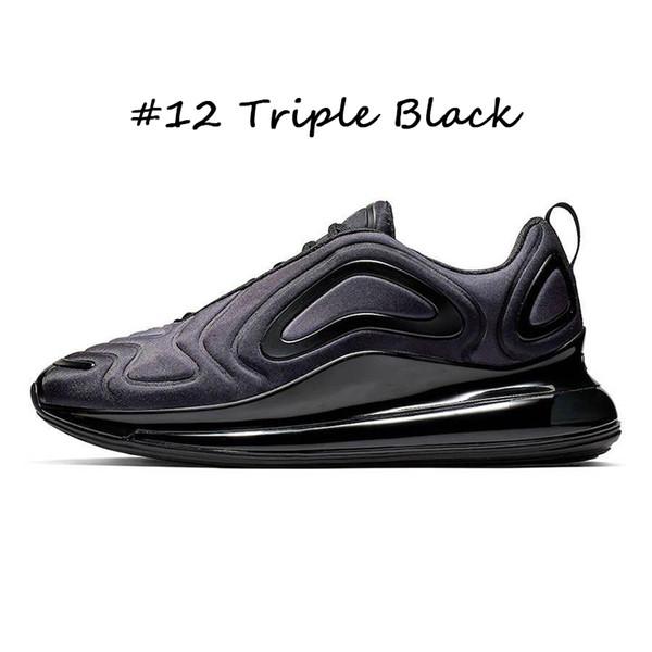 # 12 Üçlü Siyah