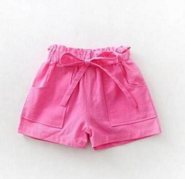 #6 Candy Color children short