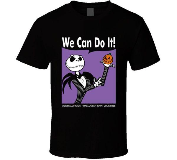 Jack Skellington T-shirt Tim Burton Tee Cool xxxtentacion marcus and martinus tshirt discout hot new top free shipping t-shirt