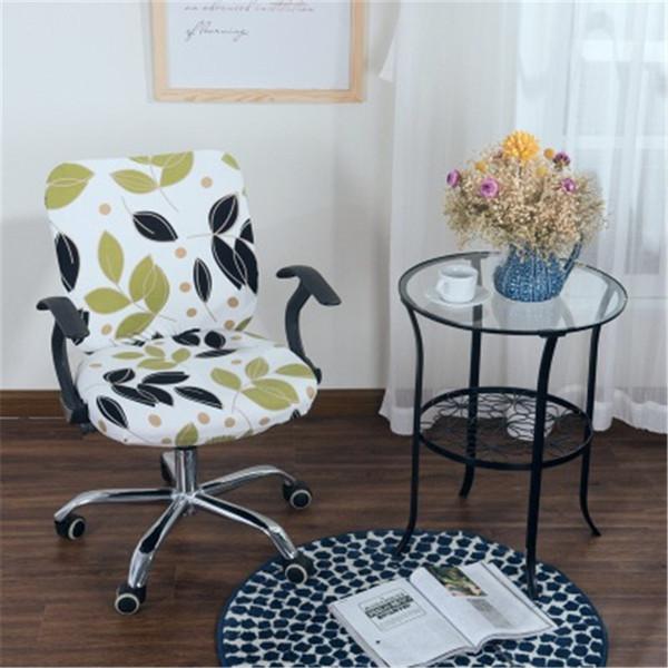 Elastic Universal Split Chair Cover Computer Chair Cover Office Table and Chair Cover