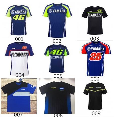 2019 Новый YAMAHA Cotton езда Короткие рукава дышащие ткани Мото Велоспорт футболки Для взрослых Горячие рекомендуется в продаже